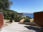 Pláž Krouzeri - ostrov Korfu foto 2
