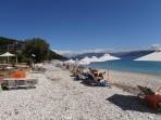 Pláž Krouzeri - ostrov Korfu foto 3