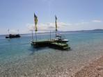 Pláž Krouzeri - ostrov Korfu foto 6