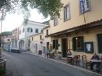 Lakones - ostrov Korfu foto 2