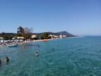 Pláž Messonghi - ostrov Korfu foto 2