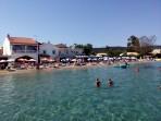 Pláž Messonghi - ostrov Korfu foto 3