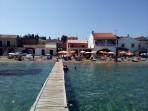 Pláž Messonghi - ostrov Korfu foto 4