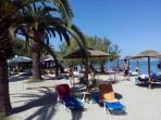 Pláž Moraitika - ostrov Korfu foto 1