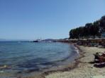 Pláž Moraitika - ostrov Korfu foto 2