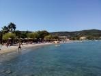 Pláž Moraitika - ostrov Korfu foto 3