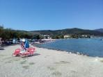 Pláž Moraitika - ostrov Korfu foto 4