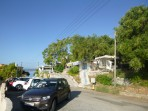 Pláž Nissaki - ostrov Korfu foto 2
