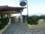 Nissaki - ostrov Korfu foto 1