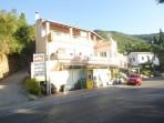 Nissaki - ostrov Korfu foto 3