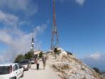 Hora Pantokrátoras (Pantokrator) - ostrov Korfu foto 3