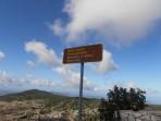 Hora Pantokrátoras (Pantokrator) - ostrov Korfu foto 14