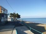 Pláž Paramonas (Paramones) - ostrov Korfu foto 2