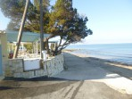 Pláž Paramonas (Paramones) - ostrov Korfu foto 4