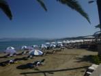 Pláž Roda - ostrov Korfu foto 3