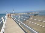 Pláž Roda - ostrov Korfu foto 5