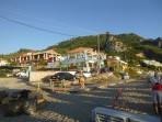 Pláž Agios Gordis - ostrov Korfu foto 2