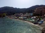 Pláž Benitses - ostrov Korfu foto 1