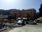Pláž Benitses - ostrov Korfu foto 3