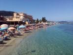 Pláž Benitses - ostrov Korfu foto 5