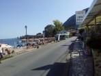 Pláž Benitses - ostrov Korfu foto 7