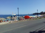 Pláž Benitses - ostrov Korfu foto 8