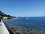 Pláž Benitses - ostrov Korfu foto 9