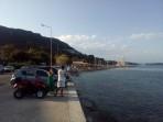 Pláž Benitses - ostrov Korfu foto 10
