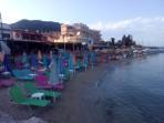 Pláž Benitses - ostrov Korfu foto 11