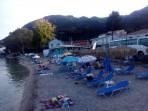 Pláž Benitses - ostrov Korfu foto 13