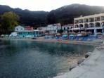 Pláž Benitses - ostrov Korfu foto 17