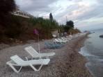 Pláž Benitses - ostrov Korfu foto 21