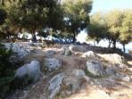 Pláž Kanoni (Kassiopi) - ostrov Korfu foto 1
