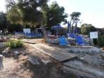 Pláž Kanoni (Kassiopi) - ostrov Korfu foto 2