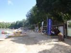 Pláž Kommeno - ostrov Korfu foto 3