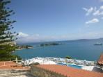 Kommeno - ostrov Korfu foto 8