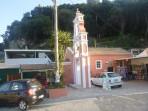 Paleokastritsa - ostrov Korfu foto 2
