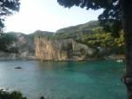 Paleokastritsa - ostrov Korfu foto 3