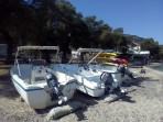 Pláž Agios Ioannis Peristeron - ostrov Korfu foto 2
