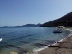 Pláž Agios Ioannis Peristeron - ostrov Korfu foto 3