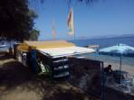 Pláž Agios Ioannis Peristeron - ostrov Korfu foto 5