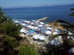 Pláž Agios Ioannis Peristeron - ostrov Korfu foto 10