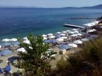Pláž Agios Ioannis Peristeron - ostrov Korfu foto 11