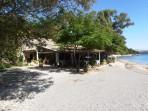 Pláž Agios Stefanos (východ) - ostrov Korfu foto 3