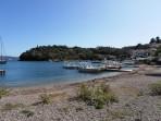 Pláž Agios Stefanos (východ) - ostrov Korfu foto 5