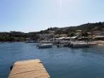 Pláž Agios Stefanos (východ) - ostrov Korfu foto 7