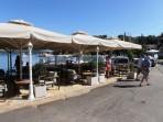 Pláž Agios Stefanos (východ) - ostrov Korfu foto 8