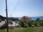 Pláž Agios Stefanos Avliotes (západ) - ostrov Korfu foto 1