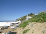 Pláž Agios Stefanos Avliotes (západ) - ostrov Korfu foto 4