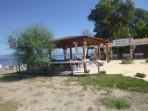 Pláž Agios Petros - ostrov Korfu foto 1